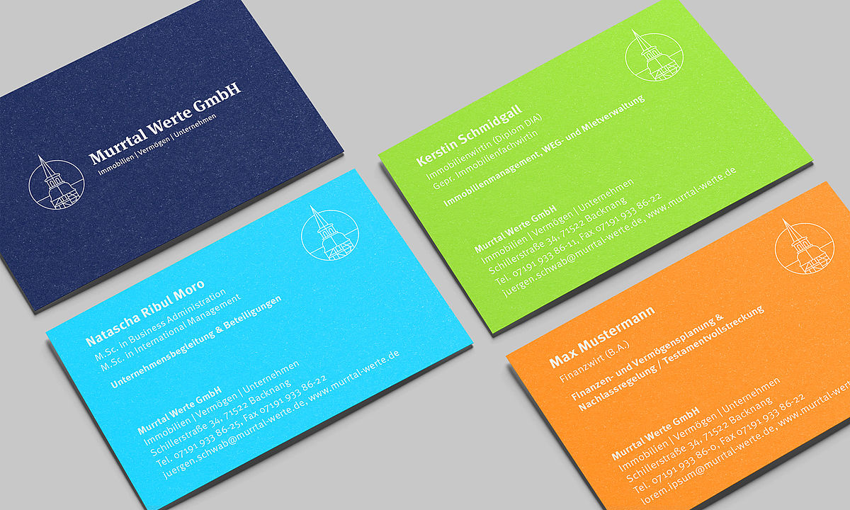 Murrtal Werte Corporate Design